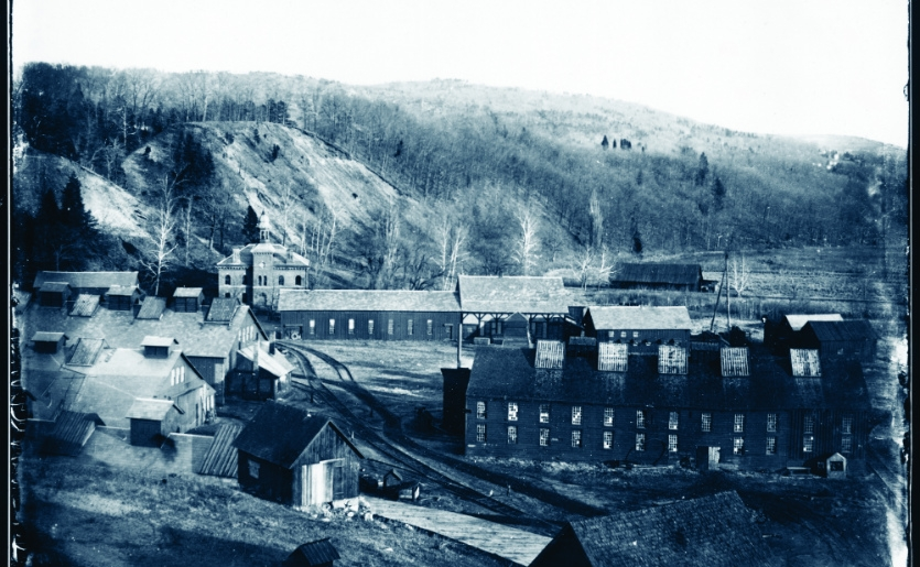 Historians have called West Point Foundery the Silicon Valley of the 19th Century. (Photo: Putnam History Museum)