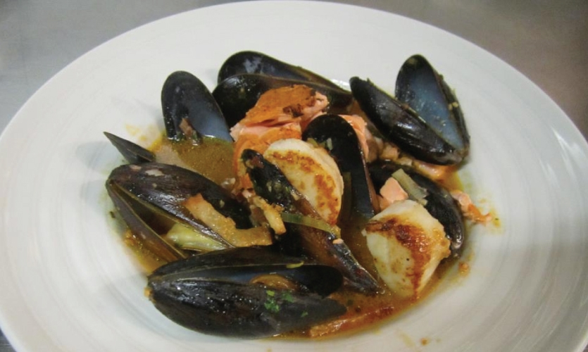 The Virginia Inn is a classic Seattle eatery, with traditional bistro fare. (Photo: Virginia Inn)