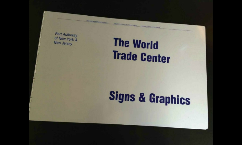 (1995) This master plan commissioned by the Port Authority of NY & NJ was aimed at improving the visitor experience at the World Trade Center site.