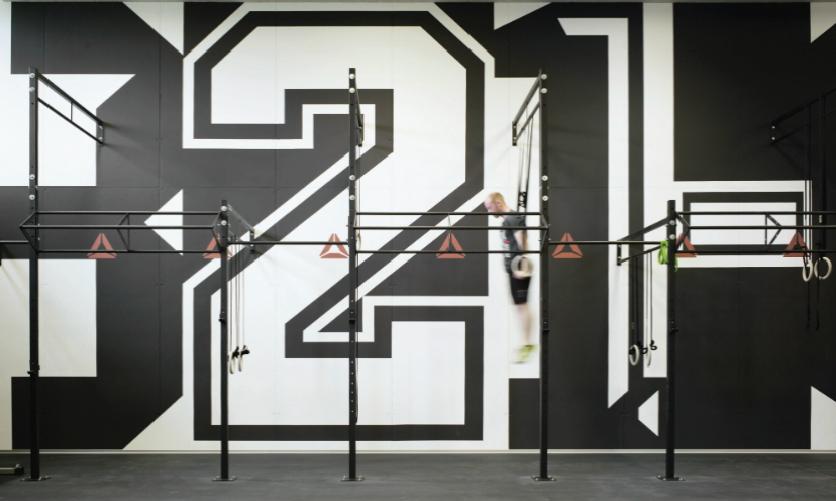Adidas Gym