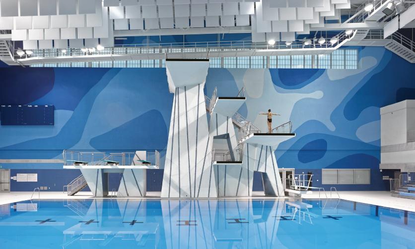 CIBC Pan Am/Parapan Am Aquatics Centre and Field House