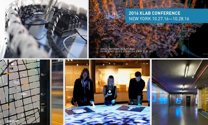 Don't miss the incredible lineup at Xlab 2016!