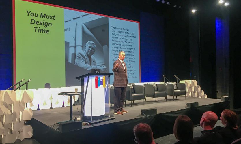 Xlab 2019 keynote session with Jim Gilmore