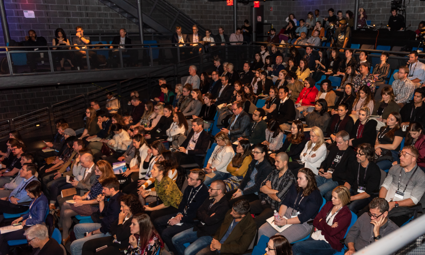 Xlab 2019 takes over the BRIC in Brooklyn on Nov. 7 - 8. See you there!