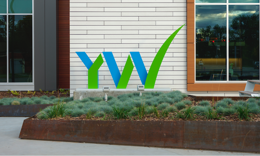 YW Calgary recently underwent a rebranding. (Photo: Jason Dziver and Michelle Jay)