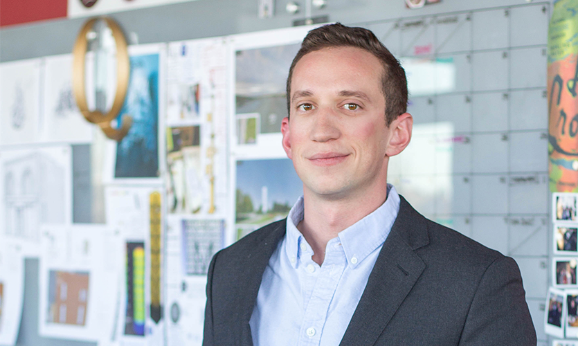 2020 SEGD Chapter Chair Award   Zachary Kotel, Associate Design Director at ArtHouse Design