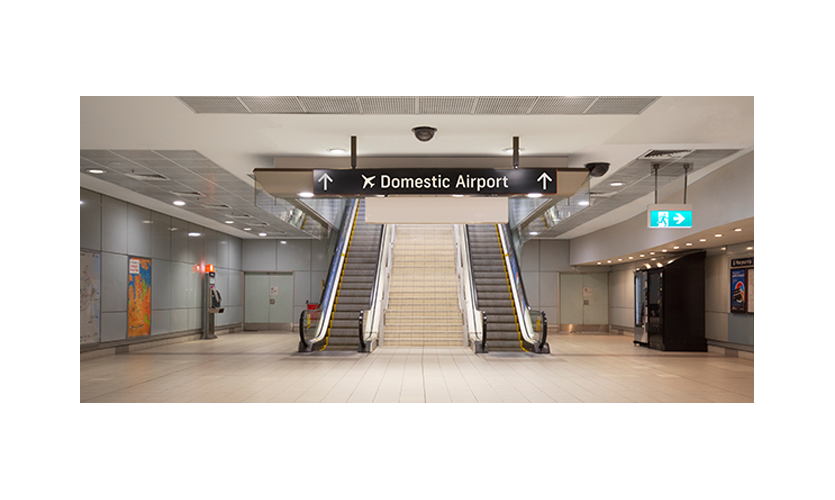 Domestic Airport Wayfinding strategy