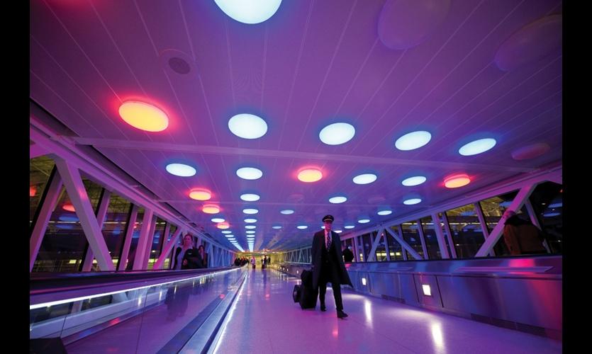 Airport Wayfinding And Graphics Segd