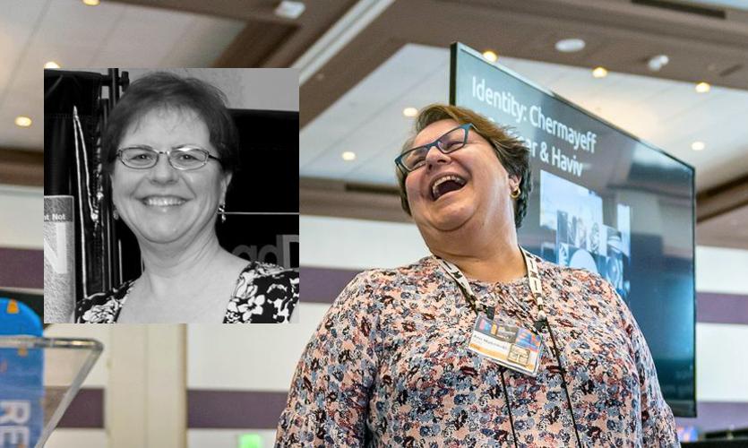2020 SEGD Golden Arrow Award   Ann Makowski, emeritus Interim CEO of SEGD