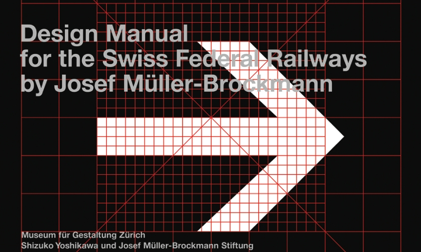"Published in 1992 and reprinted in 2019 by Lars Müller Publishers, Josef Müller-Brockmann's ""Passenger Information System: Design Manual for the Swiss Federal Railways"" stands as an important contribution."