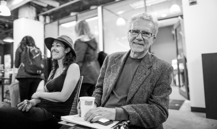 Learn from leaders in the field, like Wayne Hunt, FSEGD, of Hunt Design.