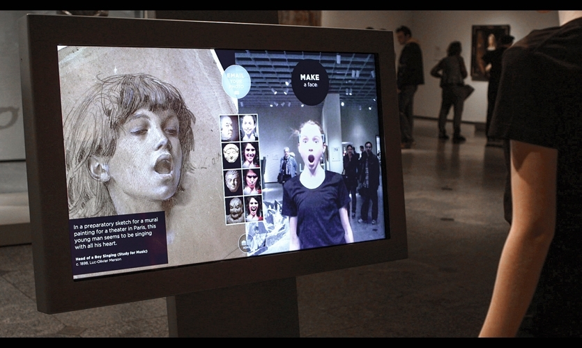 Extending The Museum Visitor Experience Segd