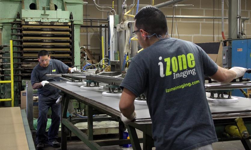 iZone Imaging (Booth 209)