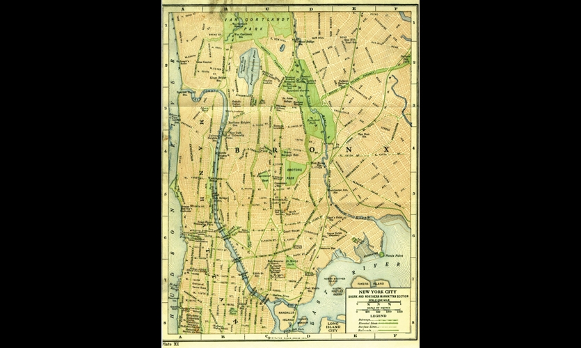 Before Image of the City, maps rarely reflected the way visitors viewed the city.