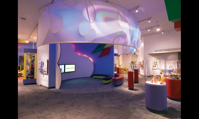 Strong National Museum of Play, Rochester, N.Y. Fabrication: Transformit