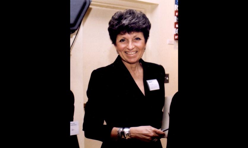 2013 Fellow, Sue Gould