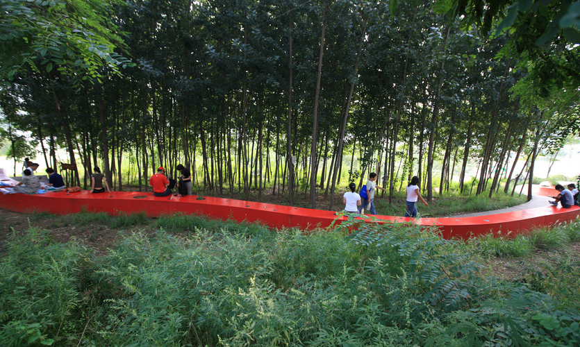 Tanghe River Park | Qinhuangdao, China, 2006