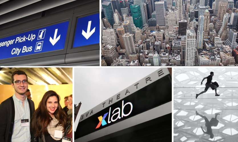 Pack your bags; Xlab is only a week away. Haven't registered yet? Register now, and bring a friend for free. Hurry though—tours are filling fast!