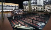Floor Showcase, National World War I Museum, Liberty Memorial Association, Ralph Appelbaum Associates
