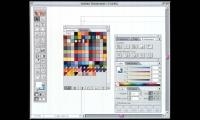 Illustrator Swatches, Adobe Headquarters, Adobe Systems, Mauk Design