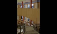 Stairs, Archiving Memory, University of Minnesota, Coyne Photography + Design