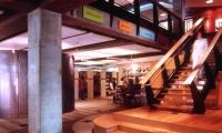 Staircase, Bond Street Wharf, Struever Bros., Eccles & Rouse, RTKL Associates, ID8 of RTKL