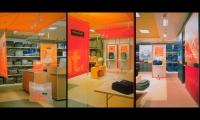 Retail Design, Briggs & Riley, Gensler