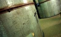 Workers' Graffiti, Bushells Tea Warehouse Signage, Dimension Data, Emery Vincent Design