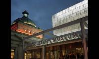 Exterior, Children's Museum of Pittsburgh, Pentagram