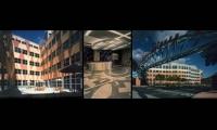 Office Building Design, Frank G. Wells Building, Walt Disney Imagineering Corporate Real Estate, Venturi, Scott Brown & Associates, HKS Architects