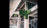 Signage on Concrete, Docks en Seine, Icade, Nicolas Vrignaud