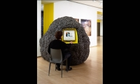 Monitor Pod, Ecotopia, International Center of Photography, Matter Practice Architecture, MGMT. Design