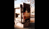 ATM, Gilmore Bank, Newsom Design