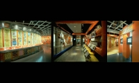 2,500-Square-Foot Interactive Museum, The Home Depot - The Legend, Caribiner International