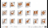 Symbols, Home Depot Design Center, Home Depot, Little
