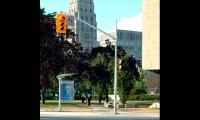 INFOTOGO Toronto Wayfinding System, Astral Media Outdoor, Kramer Design Associates