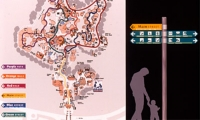 Map and Wayfinding Signage, Los Angeles Zoo Master Plan, Hunt Design Associates