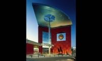 Exterior, Madrid Xanadu, The Mills, Kiku Obata + Company