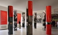 Columns, New York's Moynihan, Museum of the City of New York, Pentagram