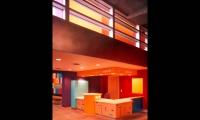 Desk, Phoenix Children's Hospital, Karlsberger Companies