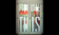 Door Graphics, Picture This: Windows on the American Home, National Building Museum, Matter Practice/MGMT. design