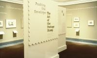 Exhibit Floor, Pushing the Envelope, The Norman Rockwell Museum at Stockbridge, Poulin + Morris