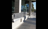 Front Sign, University of South Australia Signage, Adelaide, Australia, Emerystudio