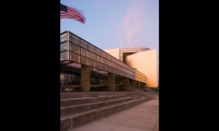 Exterior, Wayne Lyman Morse Courthouse, U.S. General Services Administration, Mayer/Reed