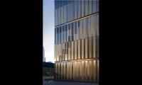 Exterior, 7 World Trade Center, Silverstein Properties, Pentagram