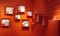 Wall Displays, 365: AIGA Annual Design Exhibition 24, Carbone Smolan Agency