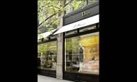 Exterior, Christian Dior Temporary Store, Christian Dior Couture, Gensler