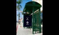 Bus Stop, Metro Opposites Campaign, Los Angeles County Metropolitan Transportation Authority, Metro Creative Services