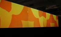 Large-Panel Video Presentation, Milan Installation, Interni Milan and Adam Tihany, KSK Studios