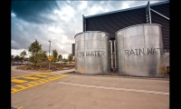 Designed Water Tanks, Sydney Water: By The Sweat Of Their Brows, Sydney Water, BrandCulture Communications